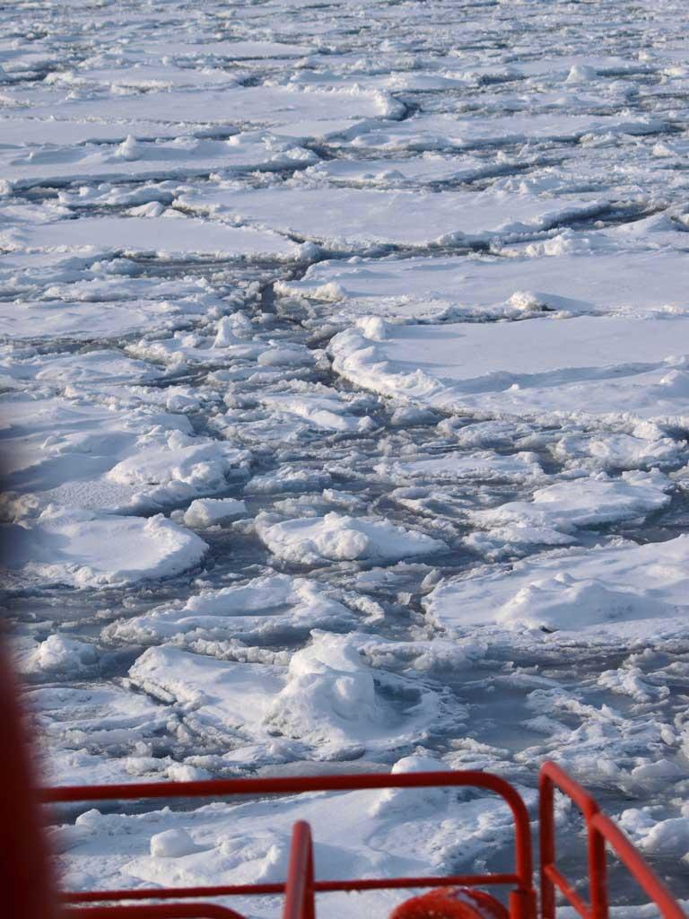 紋別・流氷まつり