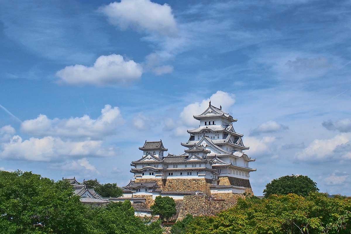 姫路城 白鷺城